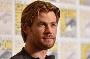 Foto: La suerte de Elsa Pataky: Chris Hemsworth, el hombre más sexy del mundo (GETTY)