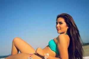 Foto: Fotos: Así era María José Alvarado, Miss Honduras 2014 con 19 años (FACEBOOK)