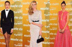 Foto: La Plaza de Callao en Madrid se llena de lujo en los premios Marie Claire (EUROPA PRESS)