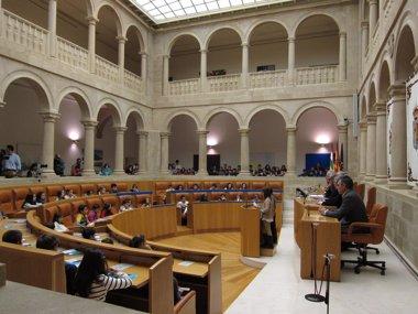 Foto: Colegio 'Las Gaunas' sensibiliza y conciencia sobre Derechos del Niño (EUROPA PRESS)