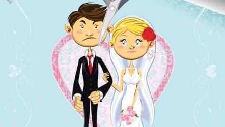 Foto: Los problemas en el matrimonio pasan factura al corazón (GETTY//PRADONO KUSUMO)