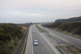 Foto: Los radares del túnel de Villaviciosa, en la A-8, llevan una semana sin funcionar (EUROPA PRESS)