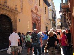 """Foto: La Junta destaca los datos turísticos de octubre como """"espectaculares"""" en el marco de un 2014 """"histórico"""" para Andalucía (EUROPA PRESS)"""