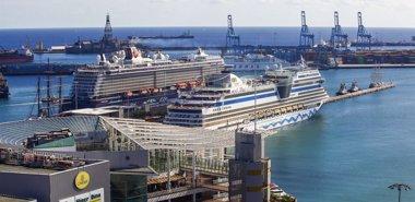 Foto: Turismo Gran Canaria.- Más de 15.000 cruceristas pasarán este fin de semana por Las Palmas de Gran Canaria (CEDIDO POR AYUNTAMIENTO DE LAS PALMAS DE GRAN CANA)