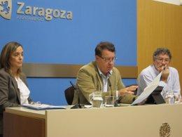 Foto: Blasco anuncia un plan de actuación del arbolado (EUROPA PRESS)