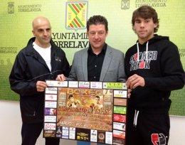Foto: Torrelavega acogerá el Campeonato de España de Boxeo peso superwelter (AYUNTAMIENTO)