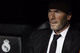 Foto: El TAD anula la sanción a Zidane (ANGEL RIVAS)