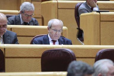 Foto: 9N.- Montilla creu que la querella no prosperarà però diu que Mas pot comptar amb ell si ho fa (EUROPA PRESS)