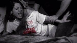 Foto: Lana del Rey, 'violada' en un videoclip de Marilyn Manson (CORDON PRESS)