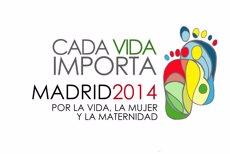 Foto: Avortament.- Arrenca la manifestació per la vida a Madrid convocada per més de 40 associacions (CADAVIDAIMPORTA.ES)