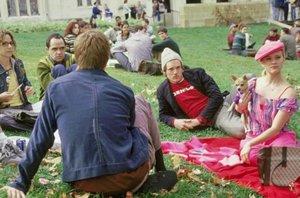 Foto: Famosos universitarios, porque ellos no fueron 'ninis' (UNA RUBIA MUY LEGAL)
