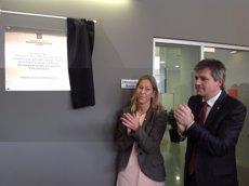 """Foto: Munté assegura que el nou equipament cívic de Solsona potenciarà """"la cohesió i el benestar"""" (BIENESTAR Y FAMILIA)"""