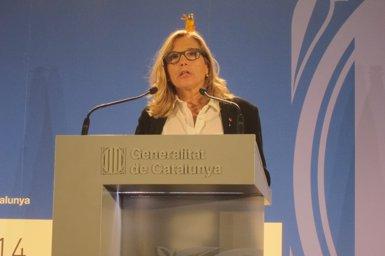 """Foto: 9N.- Ortega descarta que sigui delicte """"facilitar que els ciutadans es puguin expressar"""" (EUROPA PRESS)"""
