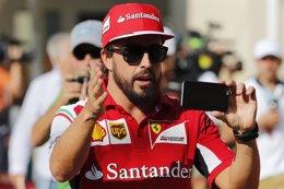 """Foto: Alonso: """"Afronto la última carrera con alivio"""" (REUTERS)"""