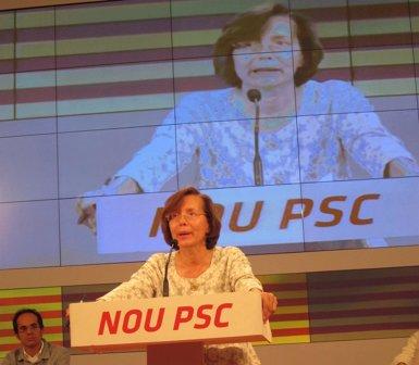 Foto: Tura deixarà el PSC per integrar-se en el nou partit que fusionarà NECat i Moviment Catalunya (EUROPA PRESS)