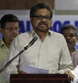 Foto: Las FARC reiteran su compromiso total y absoluto con las negociaciones de paz (REUTERS)