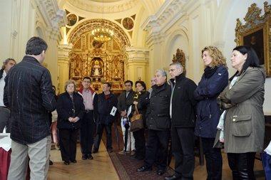 Foto: Cercanías da visibilidad a 49 monumentos conectando 8 municipios (EUROPA PRESS)