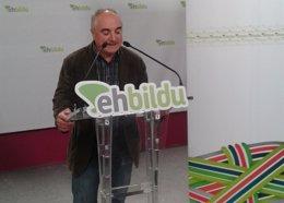"""Foto: EH Bildu dice que """"cabe esperar coincidencias programáticas"""" con Podemos, por lo que no descarta acuerdos (EH BILDU)"""
