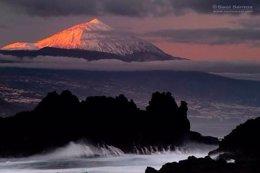 Foto: El Teide, el punto más lluvioso, más frío y más ventoso de España (CABILDO DE TENERIFE)