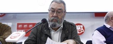 Foto: Economía/Laboral.- Méndez propondrá mañana al Consejo Confederal de UGT adelantar las elecciones a 2016 (EUROPA PRESS)