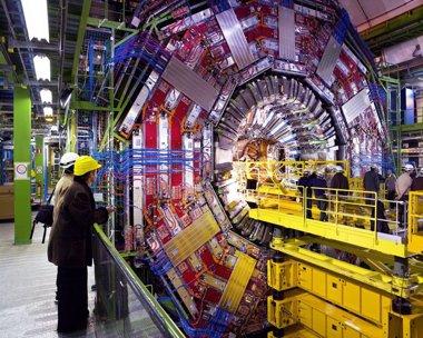 Foto: En abierto experimentos como los que descubrieron el bosón de Higgs (UC)