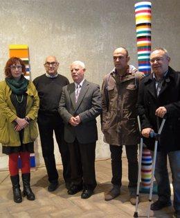 """Foto: El Condestable acoge una muestra para """"ver con las manos"""" (Europa Press)"""