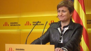 """Foto: ERC insta Mas a proclamar que la pròxima legislatura sigui """"la de la independència"""" (EUROPA PRESS)"""