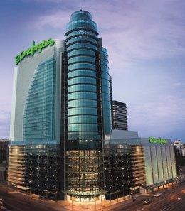 Foto: El Corte Inglés construirá en la Castellana de Madrid el mayor centro comercial del mundo (EL CORTE INGLÉS)