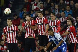 Foto: El Athletic quiere subirse a la Europa League (VINCENT WEST / REUTERS)