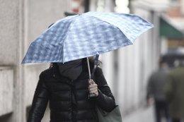 Foto: Huelva, Cádiz y Málaga, en alerta amarilla por fuertes lluvias (EUROPA PRESS)