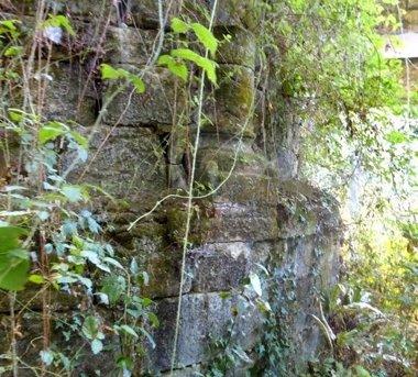 Foto: El ábside descubierto en Puente San Miguel recupera un lugar emblemático (ADR)