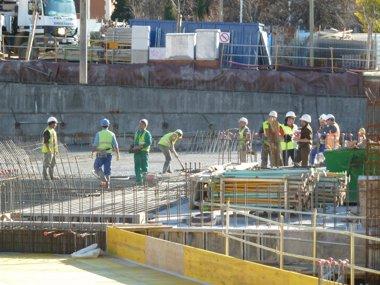 Foto: Euskadiko eraikuntzaren kostuak %0,2 gehitu ziren joan den urrian (Europa Press)