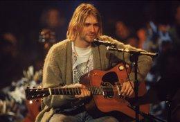 Foto: El primer documental autorizado sobre Kurt Cobain se estrenará en 2015 (GETTY)