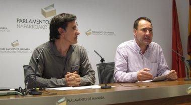 Foto: EH Bildu rechazará las dos proposiciones de ley sobre Osasuna (EUROPA PRESS)