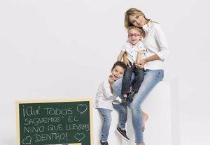 Foto: Los famosos colaboran en el Calendario Solidario Pablosky para la Fundación Cadete (EUROPA PRESS)