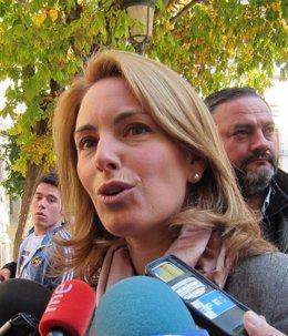 "Foto: Quiroga: ""No nos queda otra que pedir perdón cuando ha habido irregularidades"" (EUROPA PRESS)"