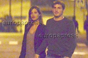 Foto: Sara Carbonero e Iker Casillas celebran una romántica cena íntima (FRAN GUERRA)