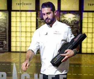 Foto: 'Top Chef', Peña recoge sus cuchillos en un record de audiencia para Antena 3 (ANTENA 3)