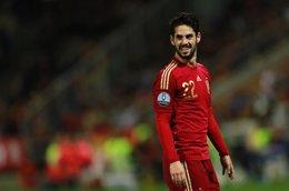 Foto: España sube al noveno puesto en el Ranking FIFA (MARCELO DEL POZO / REUTERS)