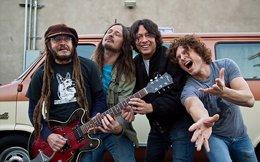 Foto: OFF! taldea Gasteizko Azkena Rock jaialdian izango da (AZKENA ROCK)