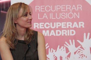 """Foto: IUCM acusa al PP y PSOE de un """"ataque frontal"""" a Tania Sánchez (EUROPA PRESS)"""