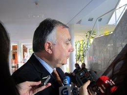 """Foto: O fiscal superor formula que a prevaricación se condene con """"pena de prisión"""" (EUROPA PRESS)"""