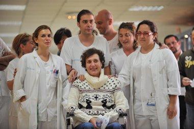 Foto: A doutora que atendeu a Teresa Romero no centro de saúde anuncia querela contra ela (JOSE OLIVA)