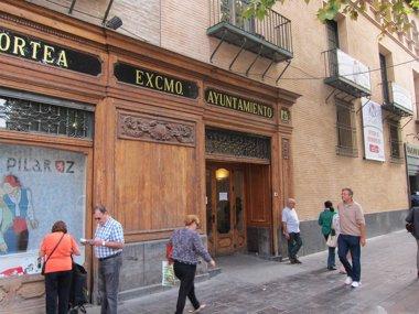Foto: El Torreón Fortea acoge una exposición sobre los 35 años de democracia municipal (EUROPA PRESS)