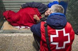 Foto: Cruz Roja localiza a 139 personas sin techo (ISAAC GANUZA)