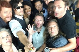 Foto: FACEBOOK THE WALKING DEAD