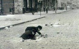 Foto: Sebastian Maharg mezcla imágenes de la Guerra Civil en Google Maps (SEBASTIAN MAHARAG/YOROKOBU)