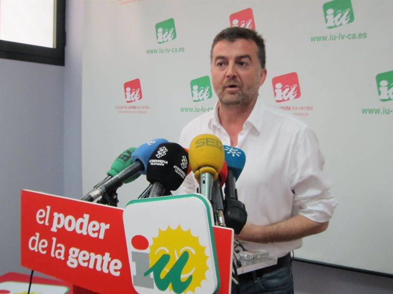 """Maíllo (IU) aboga por """"derogar las reformas laborales"""" y ve ... - Europa Press"""