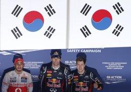 Foto: Corea retorna al calendario para la temporada 2015 (REUTERS)
