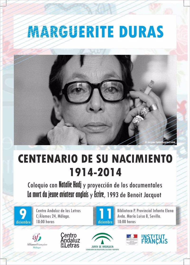 El CAL y el Institut Français de España homenajean a Marguerite ... - Europa Press